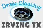 drain cleaning irving tx